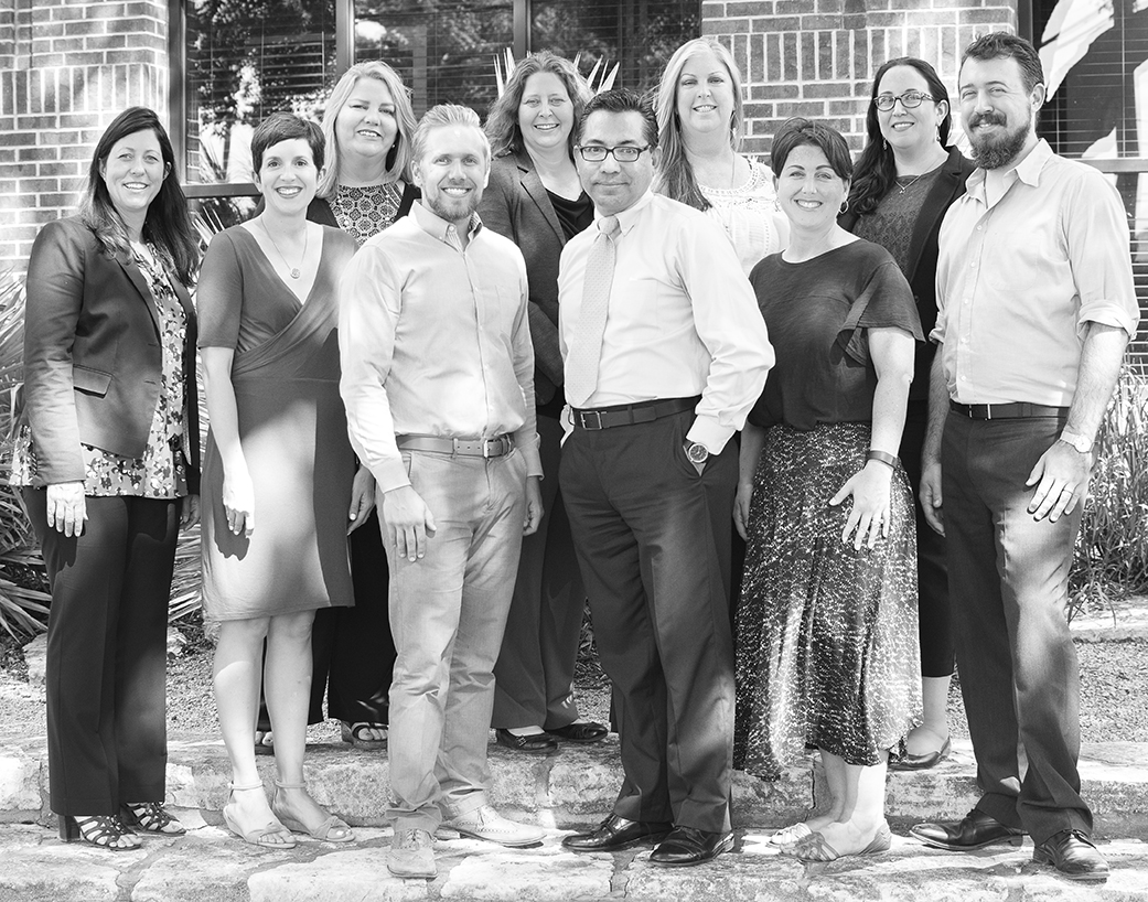 THW Design San Antonio Staff