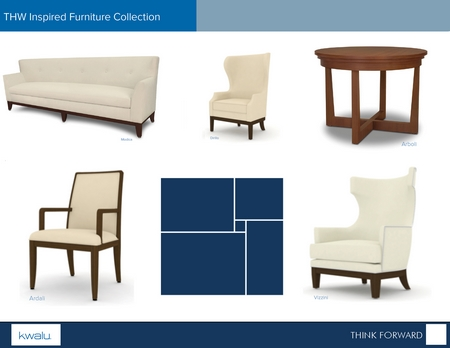 Kwalu and THW Design Furniture for Seniors Living