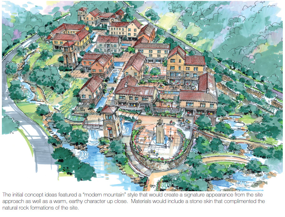 China Senior Living Zibo Land Planner Yoagia Valley