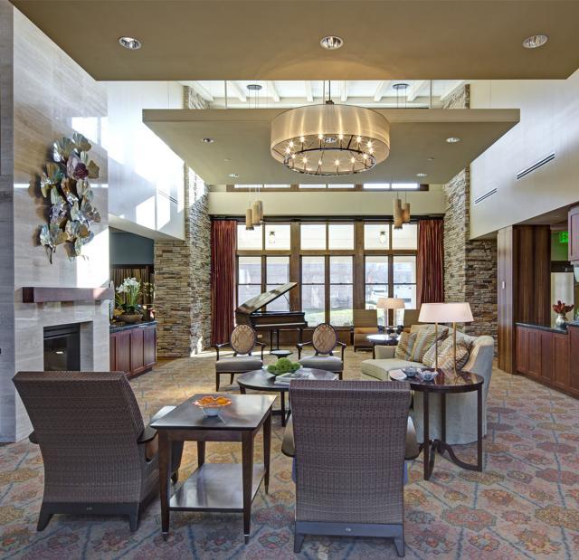 Home thw design for Senior home design