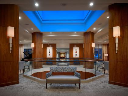 Asbury Methodist Village Senior Living THW Design