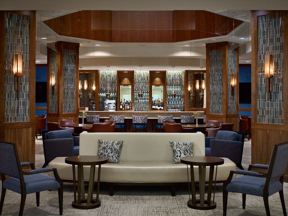 Asbury Methodist Village Senior Living THW Design Hefner Bar