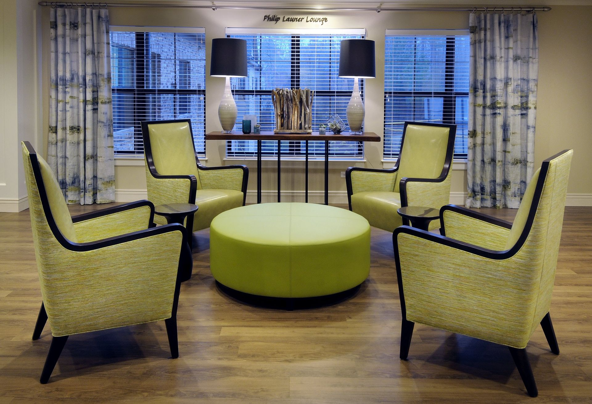 Berman Commons | Assisted Living And Memory Care Seating Design THW