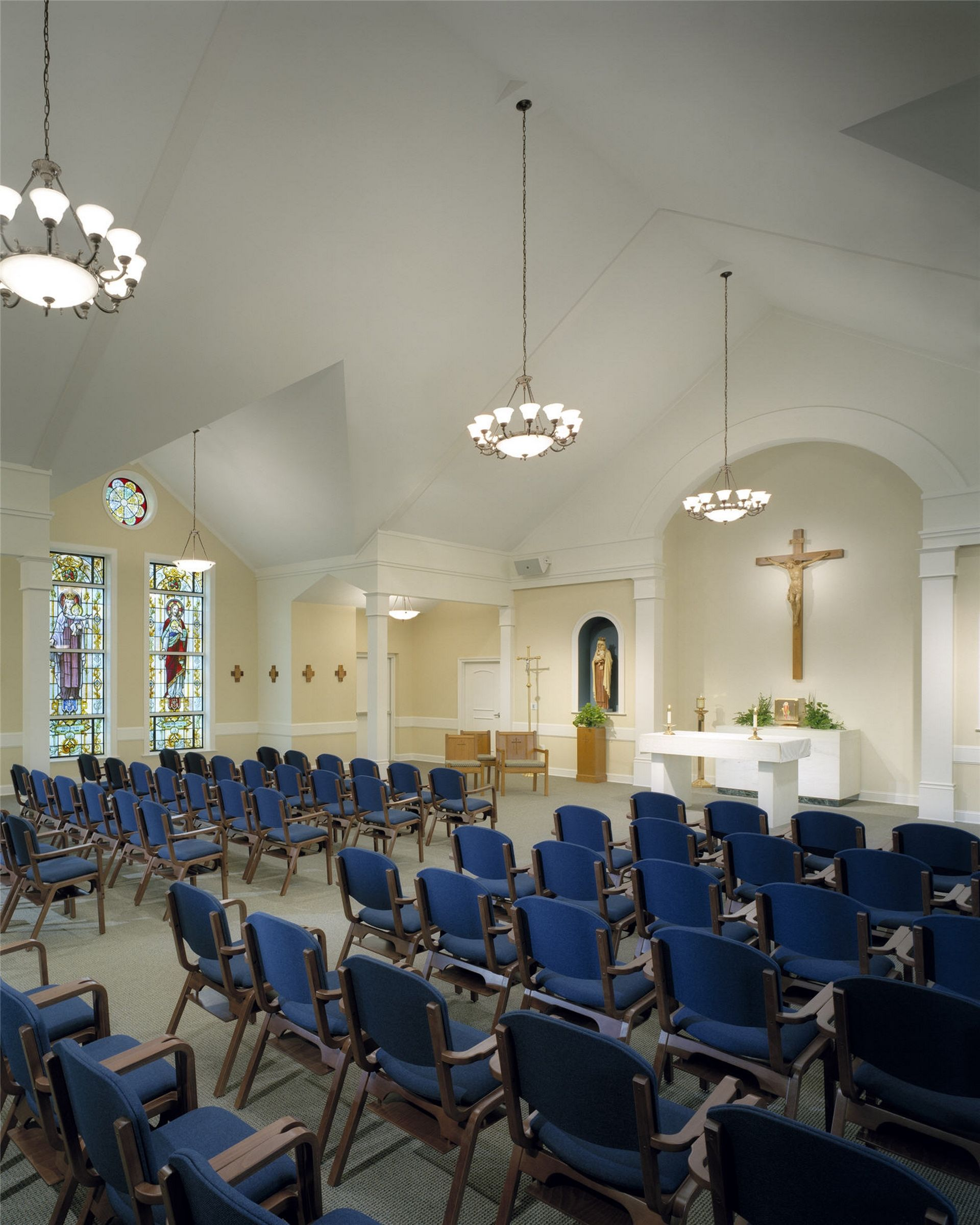 Chapel Design McCrory Manor THW