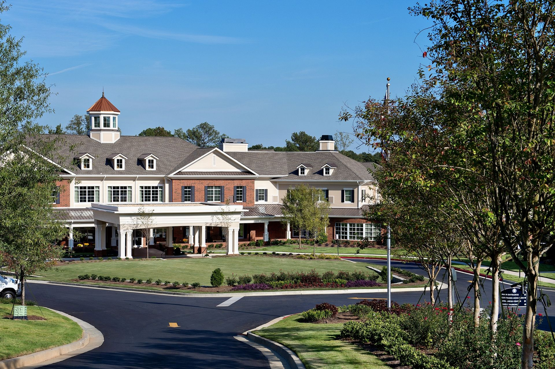 Sterling Estates Assisted Living Design THW