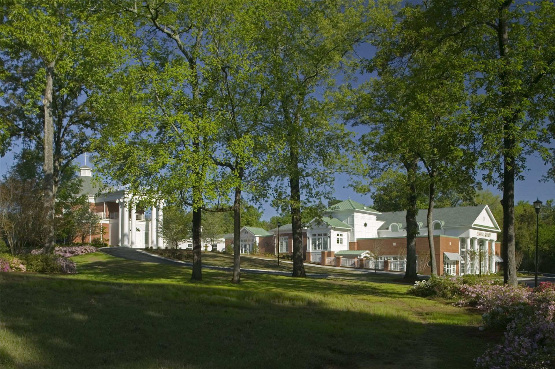 Still Hopes Episcopal Retirement Community | Renovation and Expansion Exterior THW Design