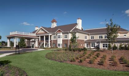 The Oaks of Louisiana, Shreveport, LA CCRC THW Design