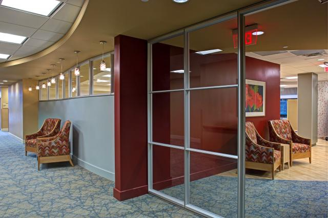 Wasserman Residence, Rockville, MD | Charles E. Smith - Physical Therapy/Rehabilitation Center