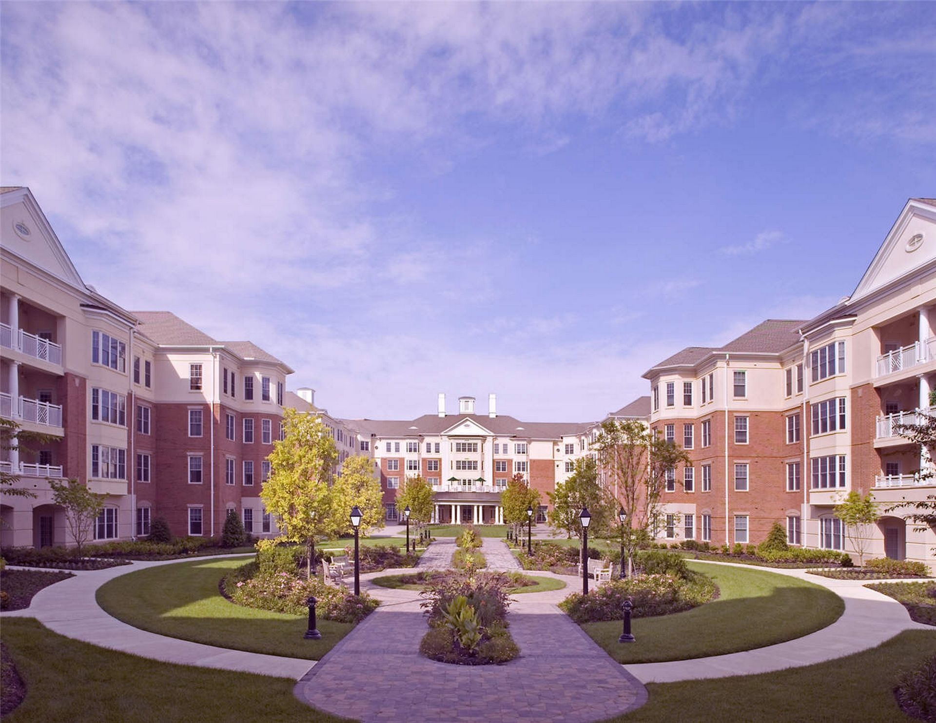 Westminster Canterbury Richmond CCRC THW LandplanningSenior Living
