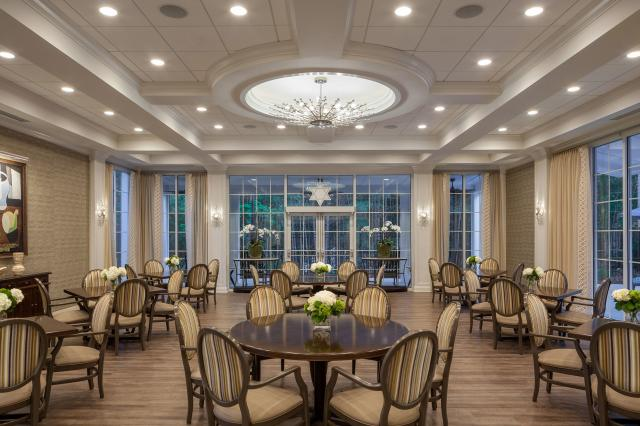 The Cohen Home Senior Living Architects Georgia Memory Care