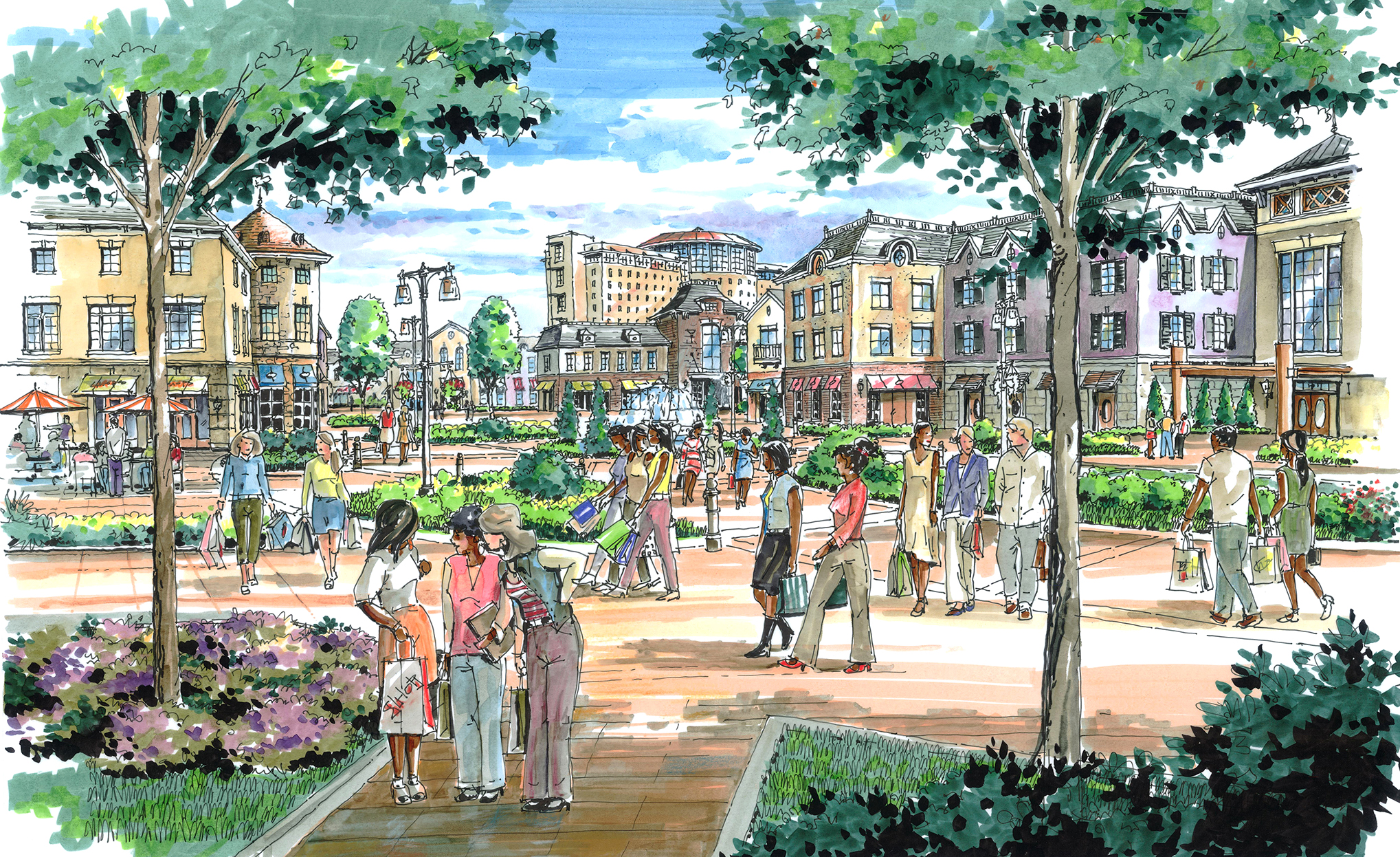 Senior Living, Landscape Architect, THW, THW Atlanta, Top Land Planning, Best Landscape Architects, Land Planners, Master Planning