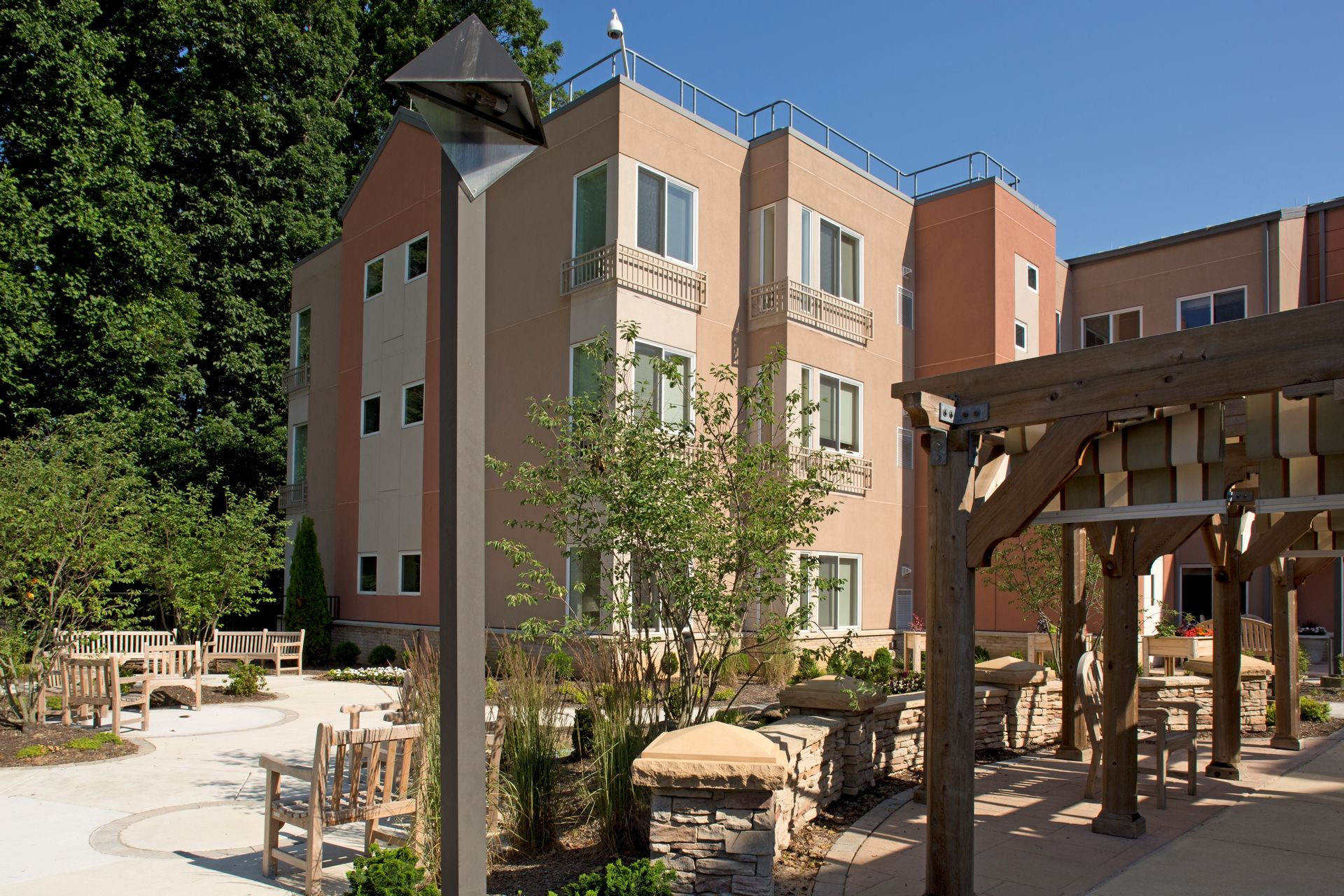 Cohen Rosen House, Rockville | Charles E. Smith | Assisted Living, Memory Care Design THW Design