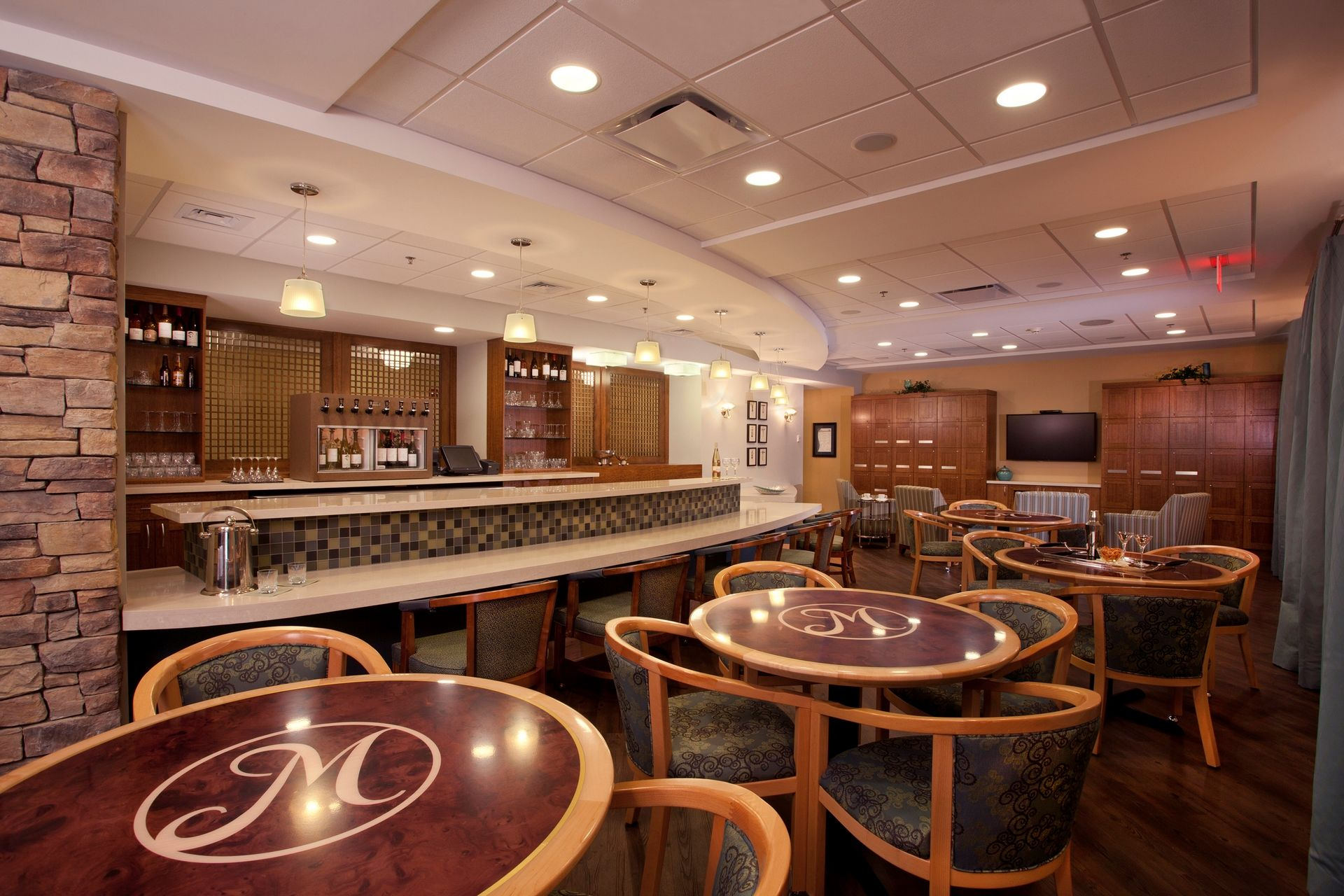 THW | Marquette | Pub | Senior Living Design