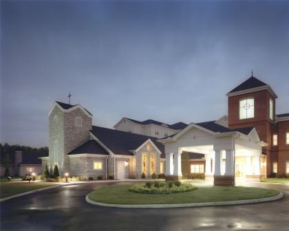 Skilled Nursing Design McCrory Manor