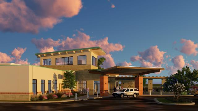 Medina Regional Hospital Clinic Expansion