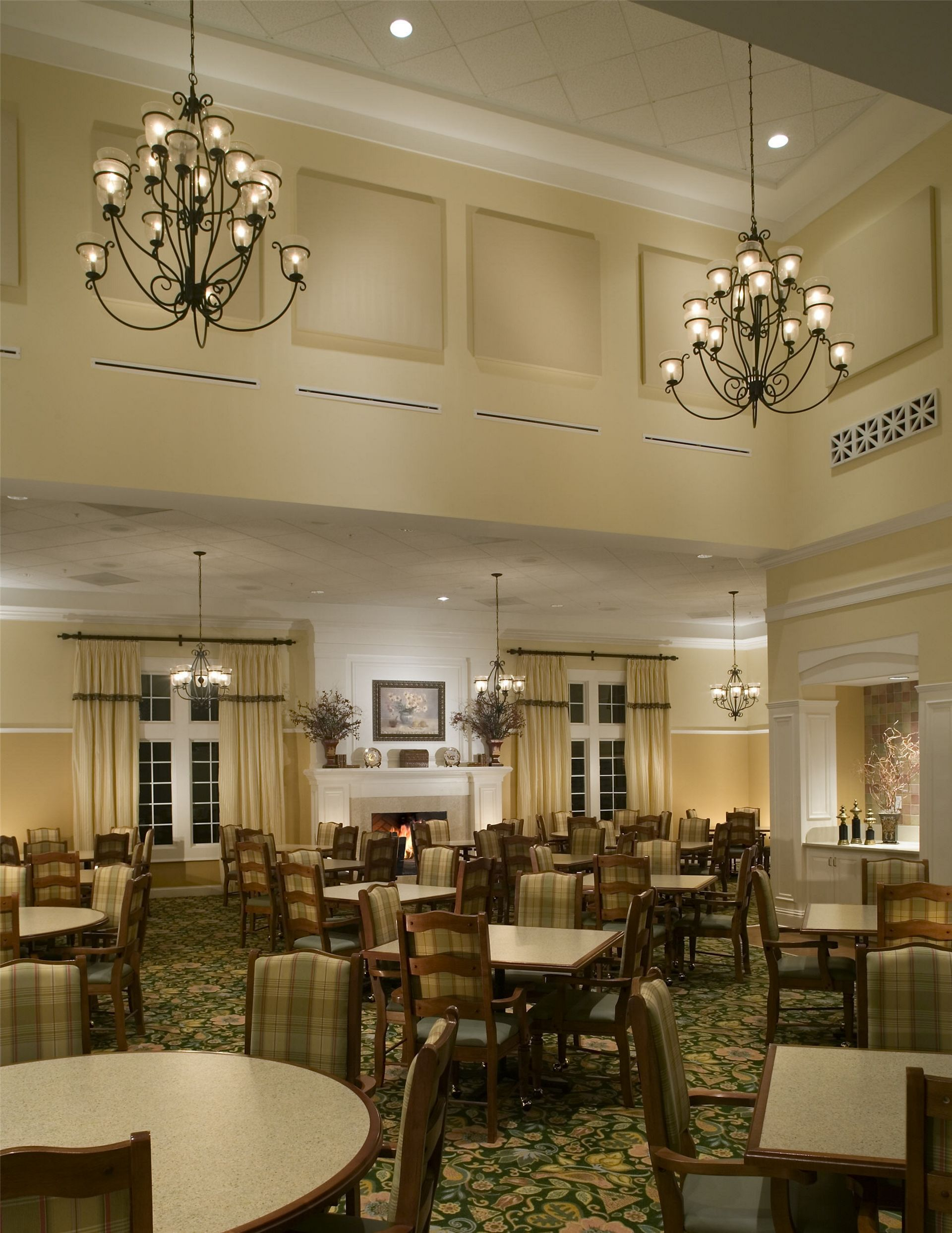 Still Hopes Episcopal Retirement Community | Renovation and Expansion Dining THW