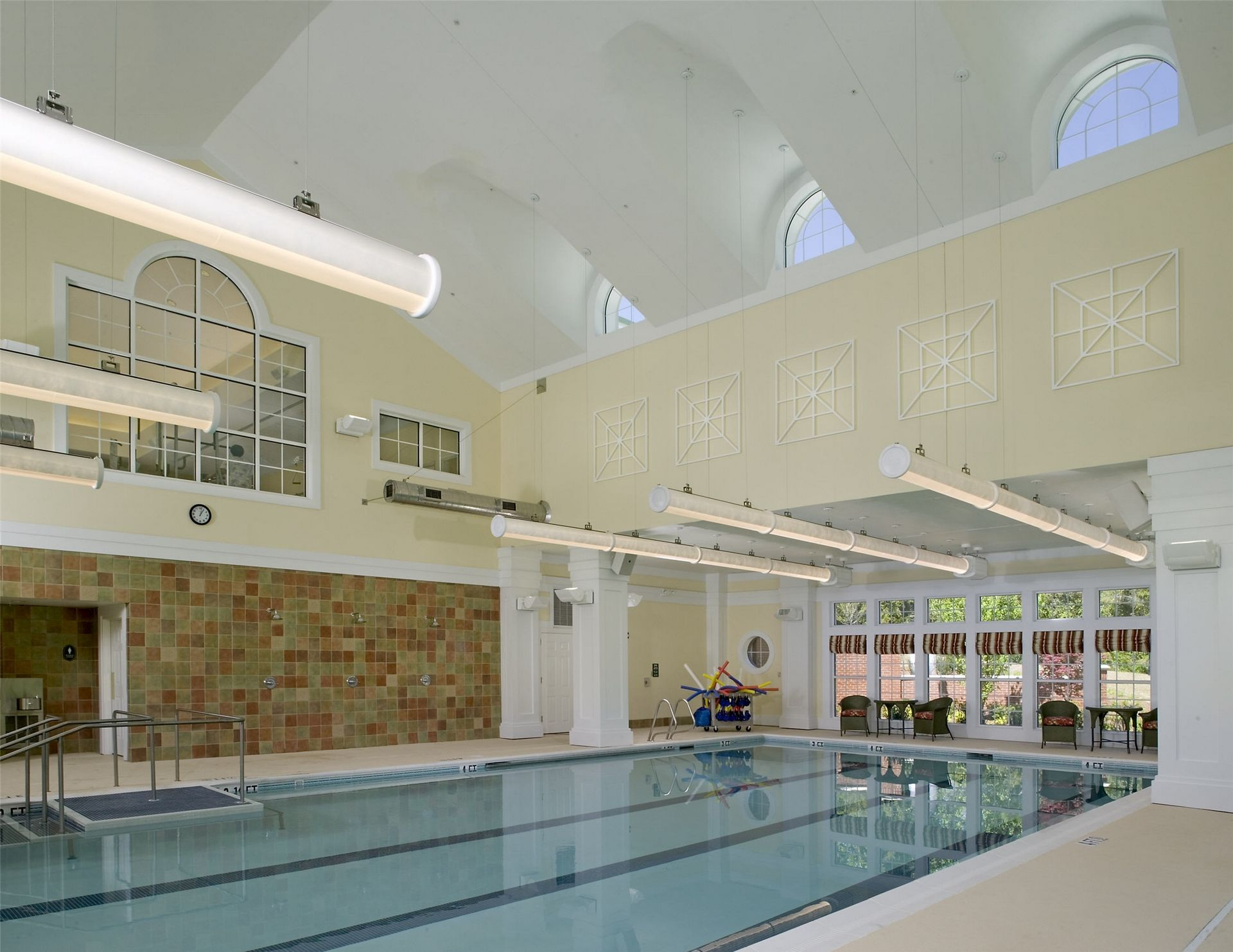 Still Hopes Episcopal Retirement Community | Renovation and Expansion Wellness Pool
