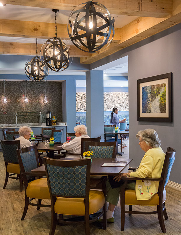 Assisted Living and Memory Care Design