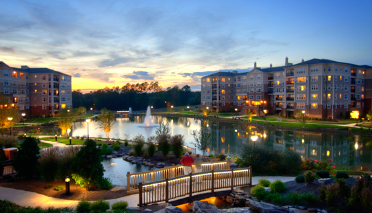 Senior Living, Landscape Architect, THW, THW Atlanta, Top Land Planning, Best Landscape Architects, Master Planning, Urban Planning, Quick Site Analysis, Mixed Use Development